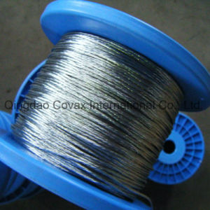 China Hot DIP Galvanized Wire Rope /Stranded Wire / Cable - China ...