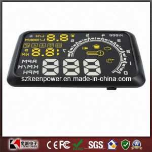 Projector Head up Display Car Hud Showing OBD pictures & photos
