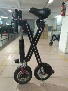 Hot Small Size Foldable Mountain Bike Electric Scooter For S