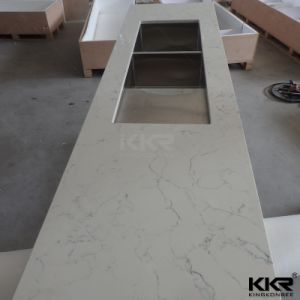 High Quality Solid Surface Island Countertop pictures & photos