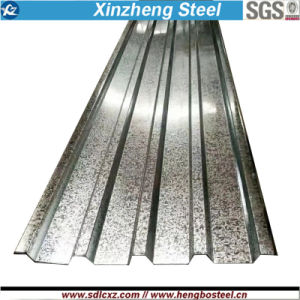 Manufacturer Galvanized Corrugated Steel Plate for Roofing or Building Material pictures & photos