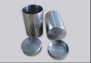 Pressed-Sintered High Purity Tungsten Crucible pictures & photos