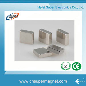 Permanent N35 Sintered Neodymium Block Magnet pictures & photos