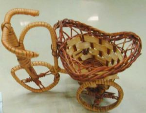 decorative crafts cl160009 china cany basket bamboo basketry made in chinacom mobile111 - Decorative Crafts