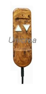 Wooden Color Handset (JCHS35W)