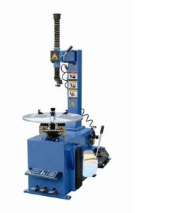 Tyre Changer and Wheel Balancer with CE and