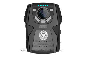 Worterproof IP 68 Long Time Recording Body Camera with IR Night Vision