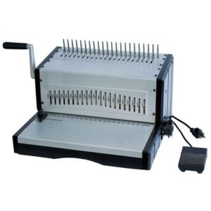 Automatic Electric Comb Binding Machine