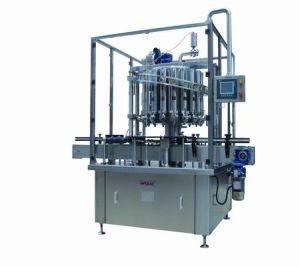 Rotary High Viscous Product Bottling Machine