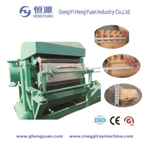 Recycled Waste Paper Egg Tray Machine