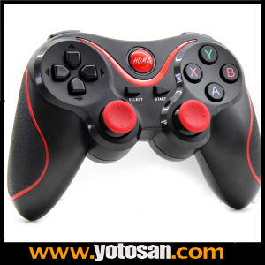 Wireless Bluetooth USB Arcade Joystick Controller for Android