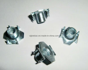 T Nut with Bule Zinc Plated (KB-049)