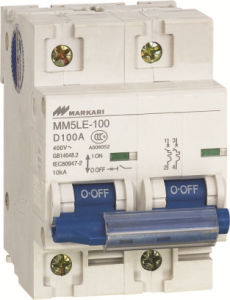 Good Quality mm5-63 2 Poles MCB Circuit Breaker pictures & photos