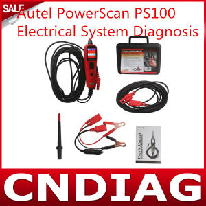 Powerscan PS100 Electrical System Diagnosis