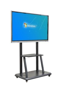 All-in-One Smartboard with OPS PC and 20 Point Touch for Digital School