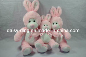 Plush White Rabbit Toy pictures & photos