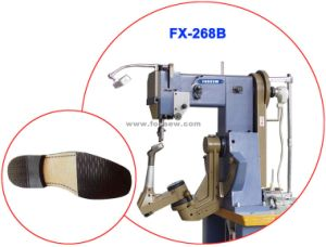 Inside Seaming Machine for Shoes Side Stitching pictures & photos