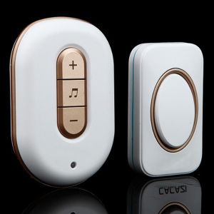 3 Receiver 1 Transmitter Home Waterproof 200m Mini Intelligence Door Bell 48 Tunes pictures & photos