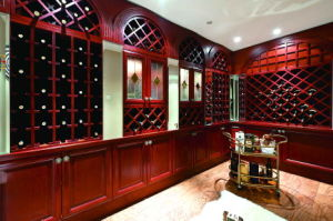 Villa Vinery Luxury Big Size Wine Cellar Rack (GSP19-020) pictures & photos