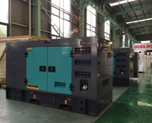 Ce Factory Sell 120kw (150kVA) Cummins Diesel Generator (GDC150*S) pictures & photos