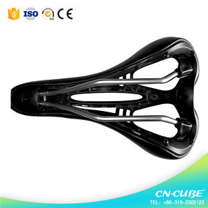 New Design PU-Leather MTB Bicycle Saddle pictures & photos