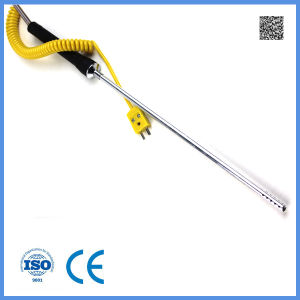 Thermocouple Probe, Immersion Thermocouple Type K, Probe Sensor pictures & photos