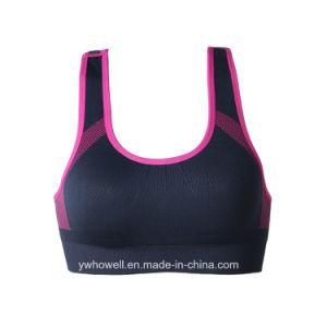New Women Yoga Sports Vest Bra Fitness Gym Stretch Workout Crop Tank Top Running