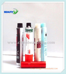 Plastic Lids on Pharmaceutical Packaging Empty Aluminum Tube pictures & photos