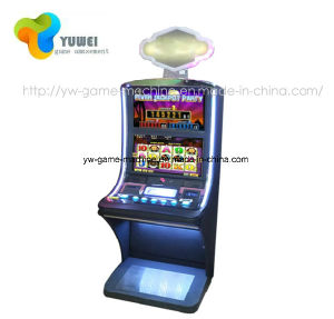 Slot Machine Metal Electronic Coin Cabinet Manufacturer Sales Yw