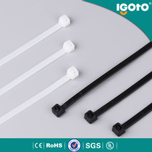 Nylon 66 PA 66 Black Car Auto Cable Ties pictures & photos