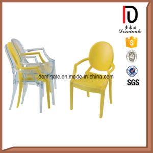 Commercial Dining Use PC Resin Ghost Chair pictures & photos