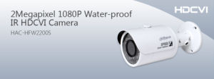 2 Megapixel 1080P Waterproof IR Dahua Hdcvi Camera pictures & photos