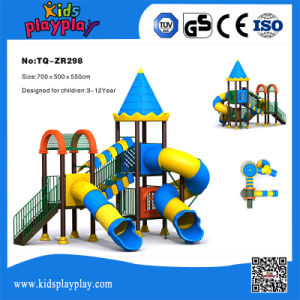 Hot Sales China Kids Game Small Plastic Outdoor Playground pictures & photos