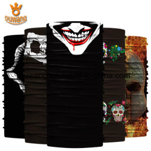 Sublimation Printing Skull Mask Bandana pictures & photos