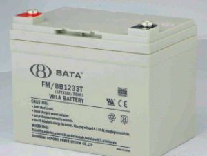 Haochang Solar Battery for off Grid TUV Certificates pictures & photos
