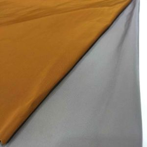 150d 100% Polyester Anti-Static Memory Twill Functional Fabric