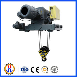 Portable Wire Rope Electric Hoist Winch with Remote Controller