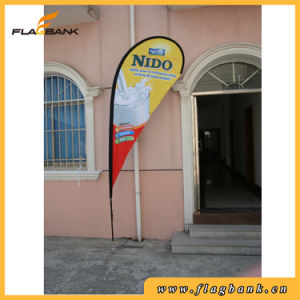 Event Promotion Fiberglass Portable Feather Flag/Flying Flag Banner pictures & photos