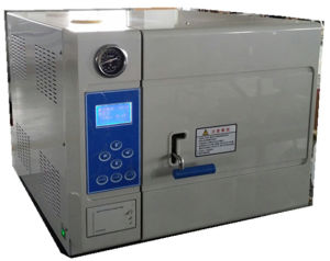 35L/50L LCD Table Top Pulse Vacuum Steam Autoclave