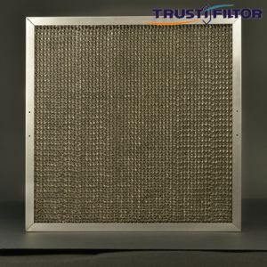 Stainless Steel Fire Protect Honeycomb Grease Filter