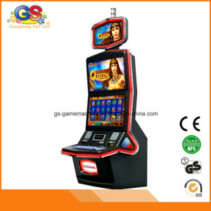 New Beautiful Double Arched Screen Slot Game Machine Cabinet pictures & photos