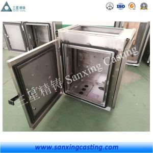 China Stainless Steel Welding Electric Meter Box/Carbinet pictures & photos