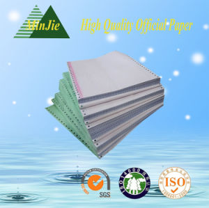 Good Quality Carbonless Paper Multi-Ply Computer Form Paper Manufacturer