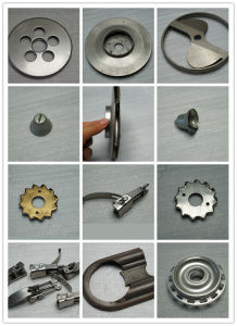 Metal Stamping Part Steel Stamping Metal Die Stamp pictures & photos
