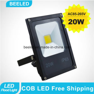 20W Yellow Outdoor Lighting Waterproof Lamp LED Flood Light