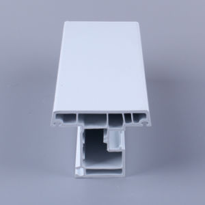 Plastic Extrusion UPVC Profile