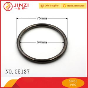 Bag Making Hardware Rings, Zinc Alloy Metal Loops Factory Wholesale pictures & photos