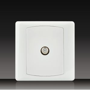 Satellite Wall TV Socket (DK19) pictures & photos
