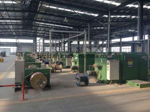 China Tinned Copper Wire Cabling /Stranding /Bunching Machine ...
