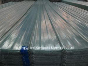 FRP Panel Corrugated Fiberglass/Fiber Glass Roofing Panels 171007